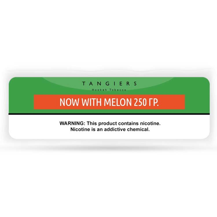 Табак Tangiers 250 гр -105- Now With Melon