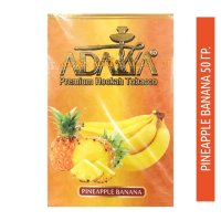 Табак Adalya Адалия  50 гр Pineapple Banana (Ананас Банан)