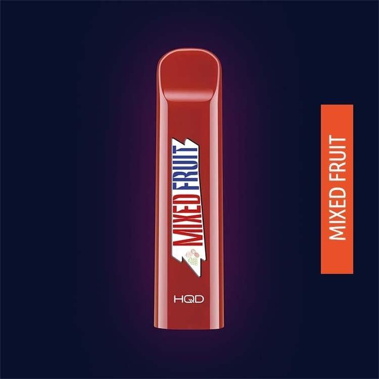 Одноразовая электронная сигарета hqd вредно можно ли заказать сигареты на дом в самаре