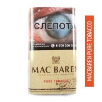 Табак для самокруток MacBaren Pure Tobacco