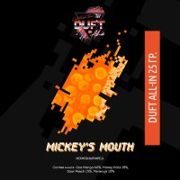 Табак Duft All-in - 25 гр - Mickey's Mouth