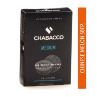 Бестабачная смесь Chabacco Strong 50g Chinese Melon