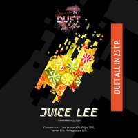 Табак  Duft All-in - 25 гр - Juice Lee