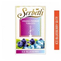 Табак Serbetli 50 гр - Ice blueberry