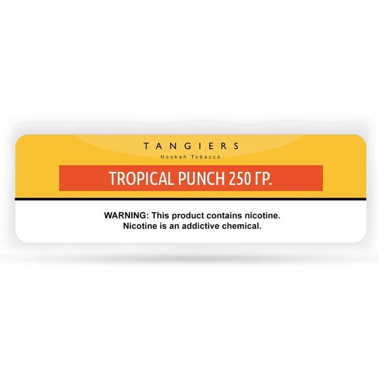Табак Tangiers 250 гр -48- Tropical Punch