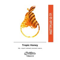 Табак Mattpear Tropic Honey 50 гр (Мед)