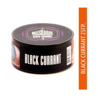 Must Have 25 гр - Black Currant